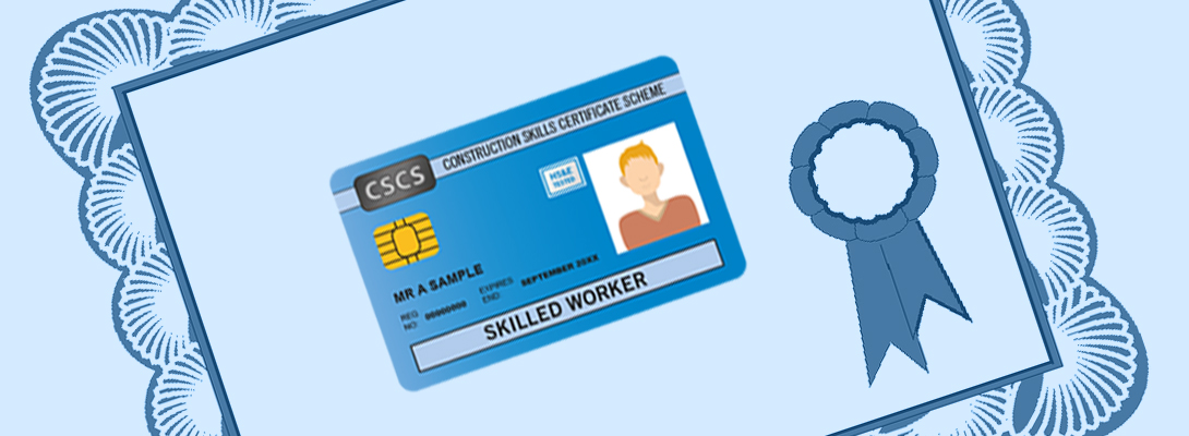 CSCS Card Skill Certification Card