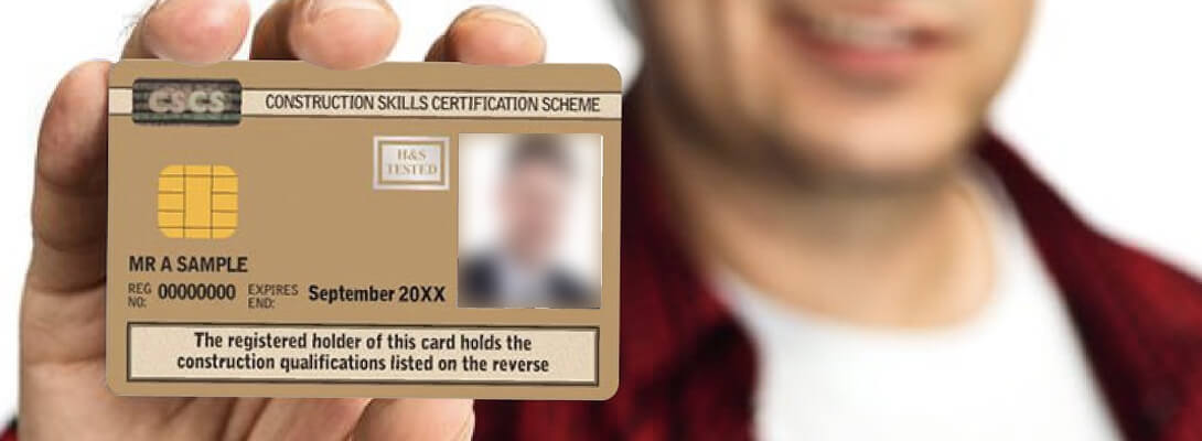 Get Your CSCS Cards Today