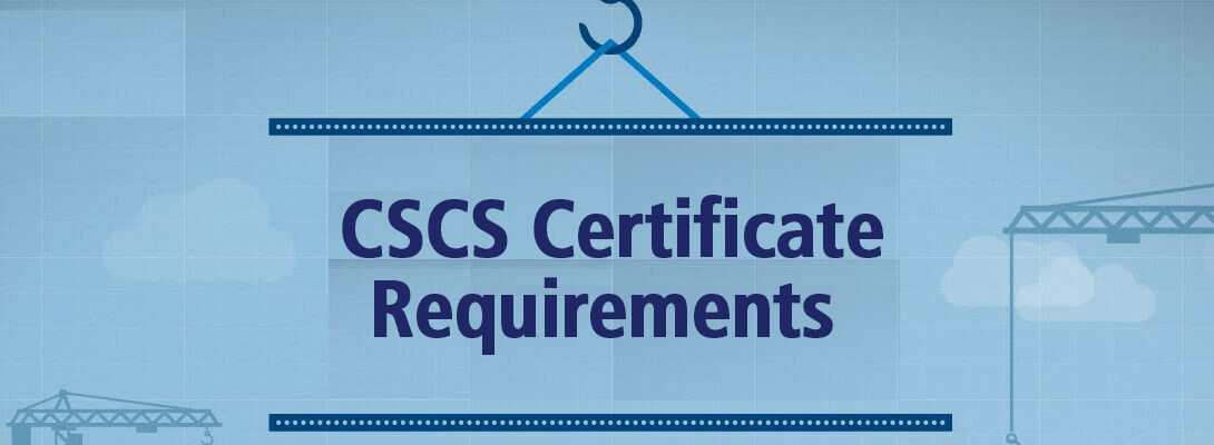 CSCS Certificate Obtain it Through- Easy Process