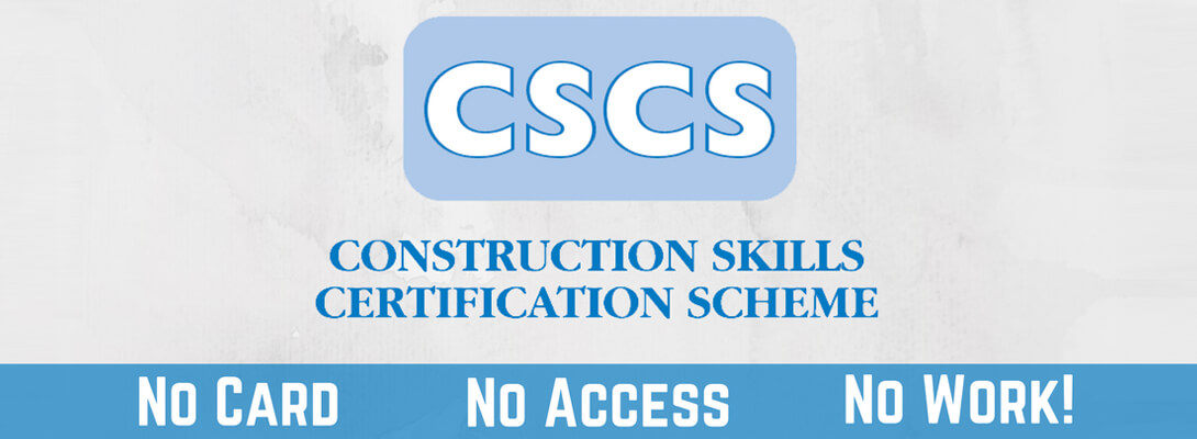 CSCS Certificate Obtained Easily