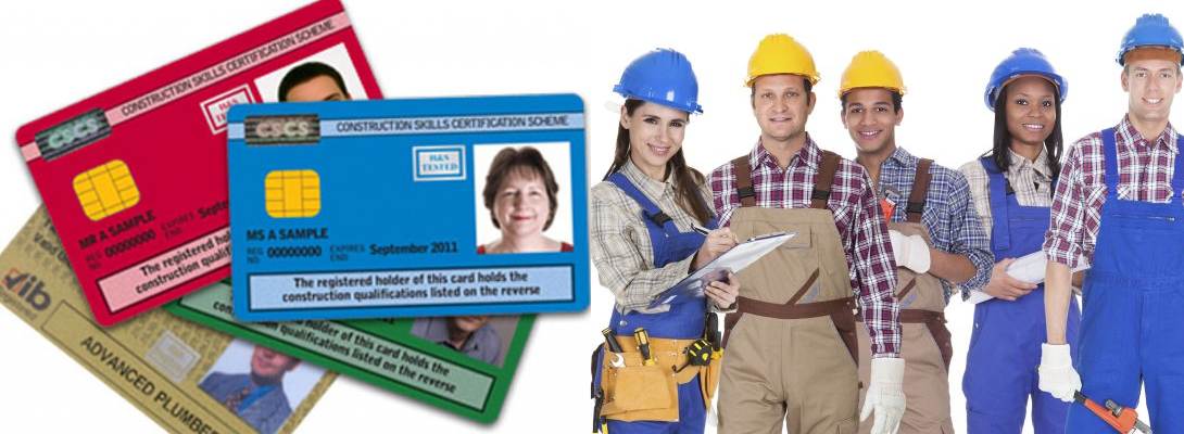 CSCS Cards Differ According to the Skill