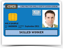 CSCS card certification