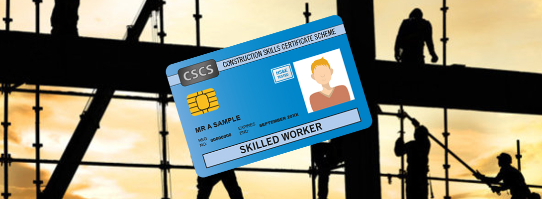 CSCS Cards – Mandatory to Get into Construction Sites