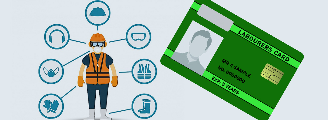 Health & Safety Work Environment Through CSCS Card