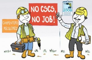 cscs health safety and environmental test