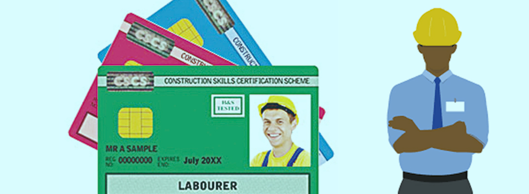 Gain a CSCS Card and widen your Career Options
