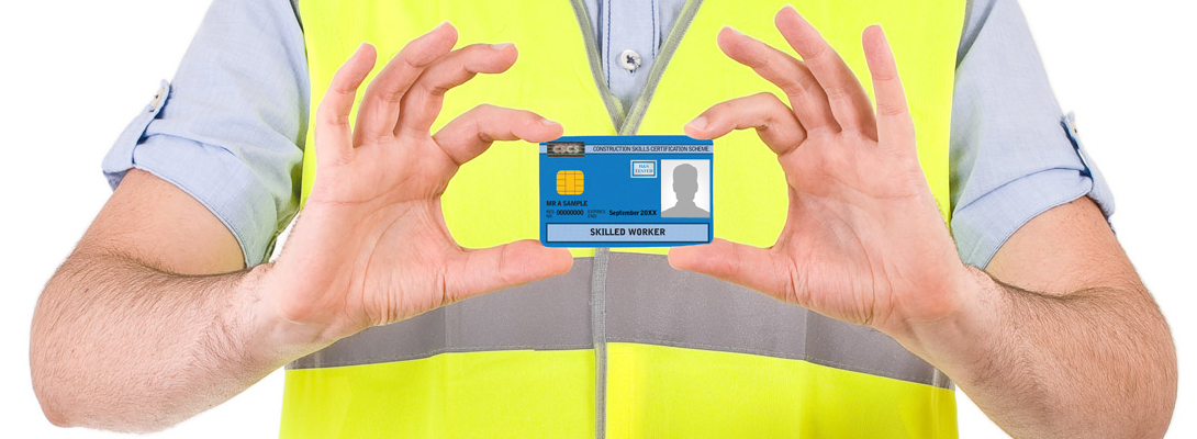 Getting your Blue CSCS Card