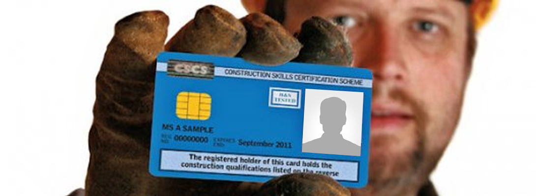How to Get Blue CSCS Card