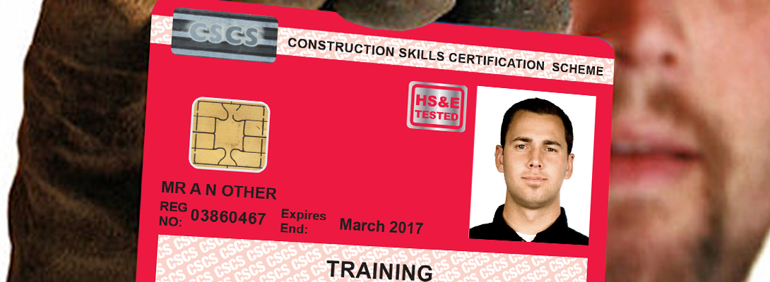 Advantages of Red CSCS Cards