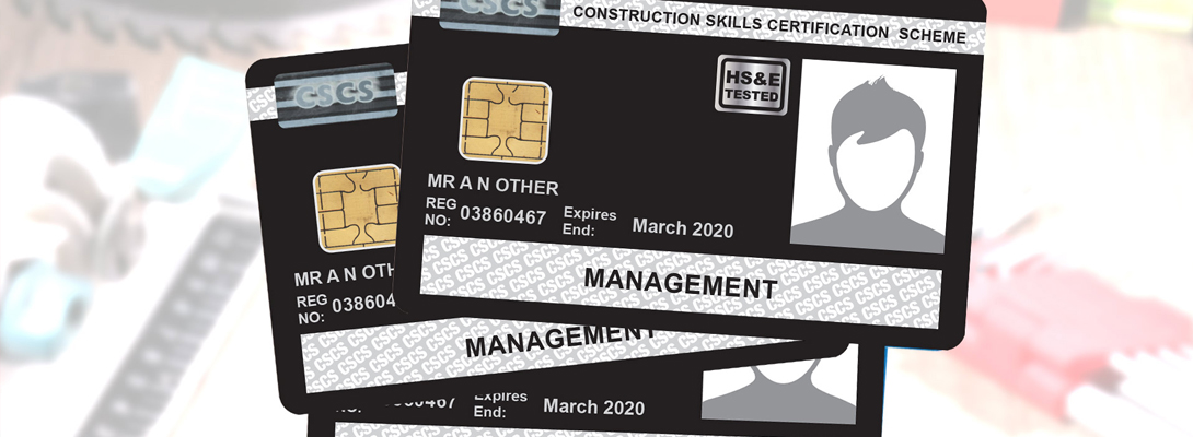 How do you Get a Black CSCS Card