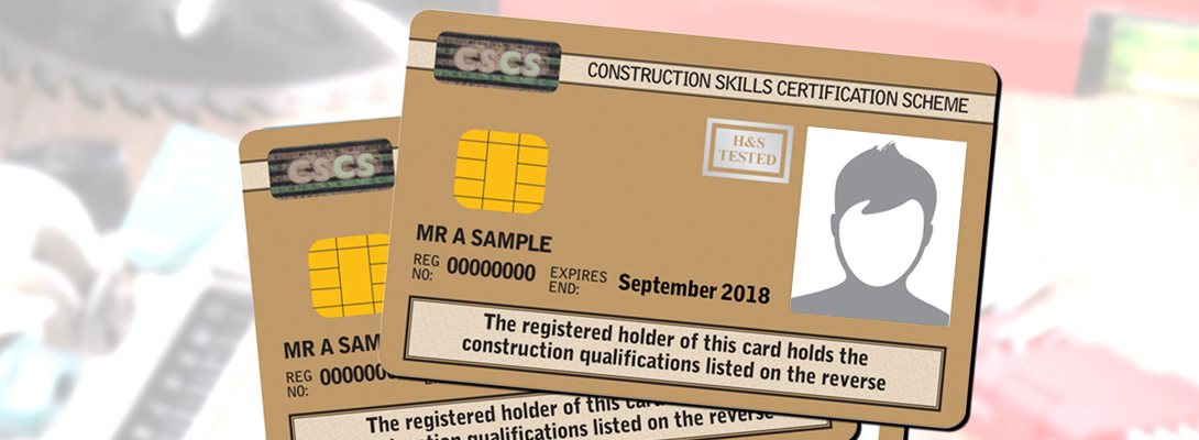 Importance of Gold CSCS Cards