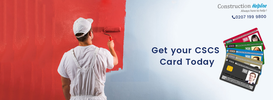 Book Painter CSCS Card Online
