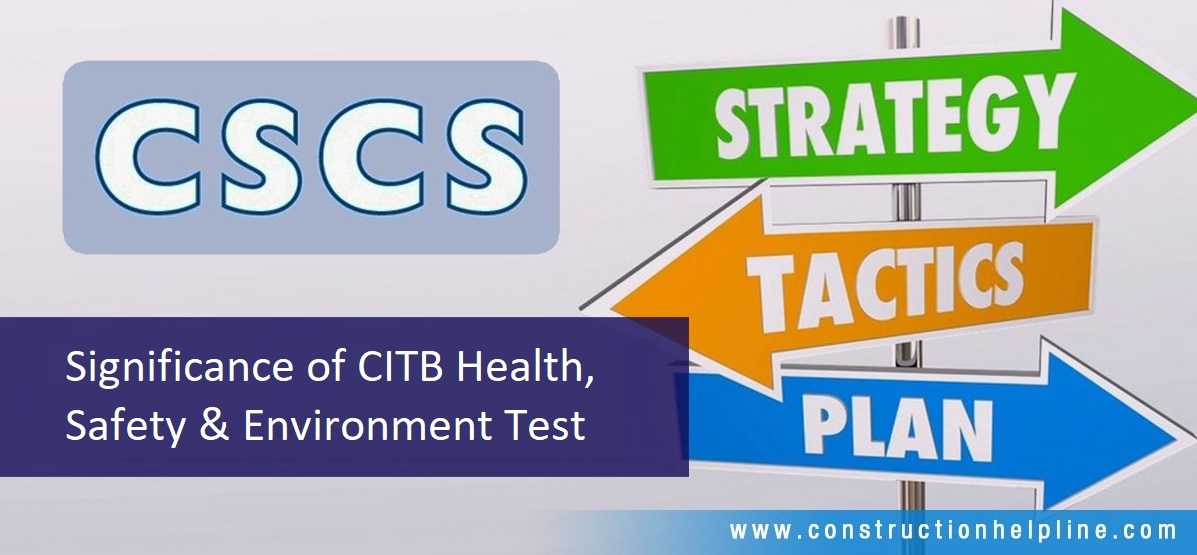 what is significance of CSCS test