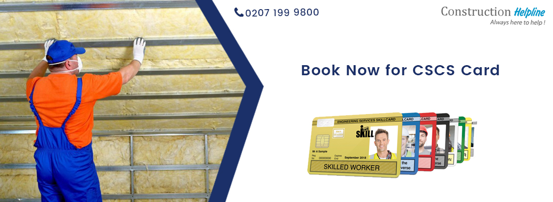 Dry Liner CSCS-Card