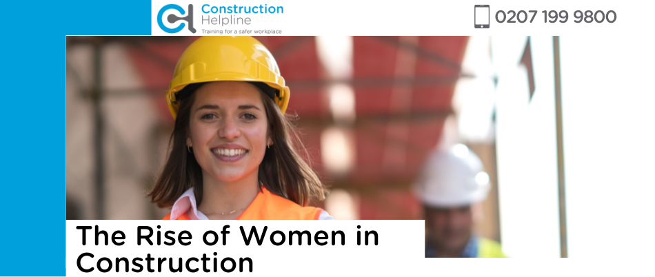 the rise of women in construction