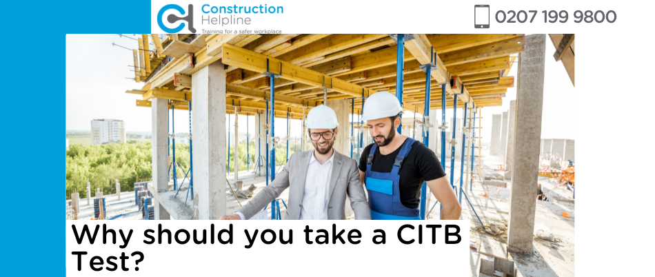 why should you take a citb test